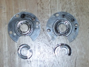 Pte thrust bearing failure