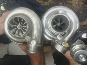 trask turbo Upgrade