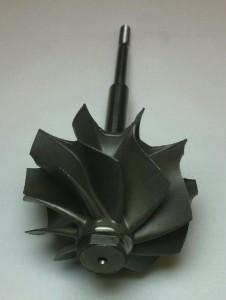 6262 t350 turbine shaft