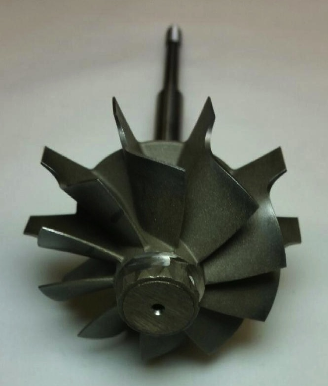 HX40 10 Blade Turbine Wheel | Turbo Lab
