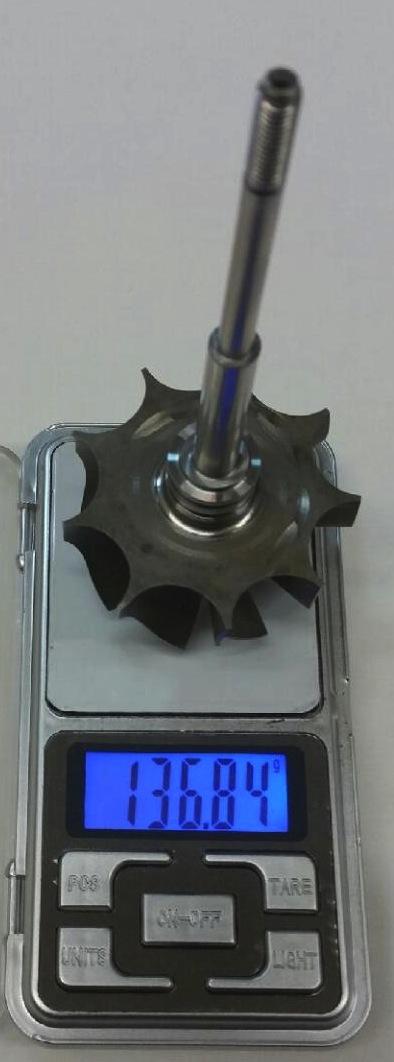 TDO4 Turbine Upgrade - TDO4HL 9 Blade Turbine Wheel | Turbo Lab