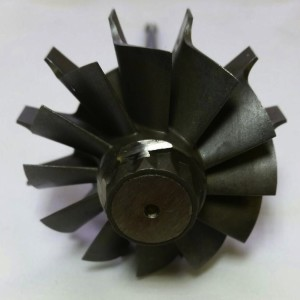 Holset HX35 Turbine Wheel Shaft