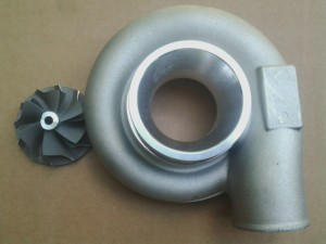 tdo6 20g compressor housing and wheel