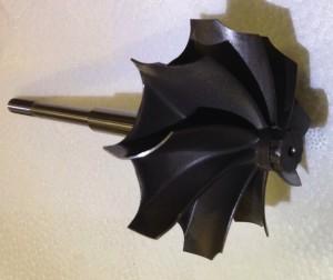 tdo6h turbine wheel 9 blade