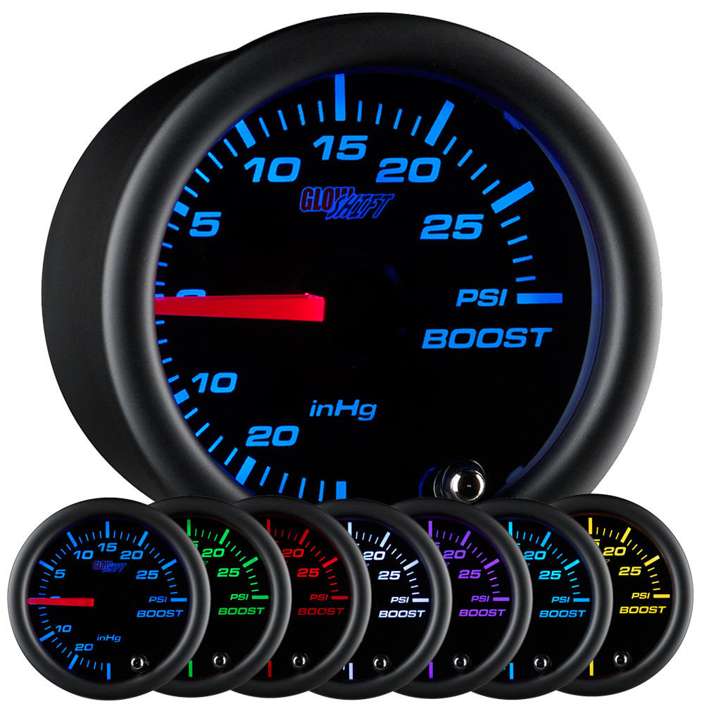 Subaru WRX STI Legacy GT Boost Gauge For Sale - Turbo Lab