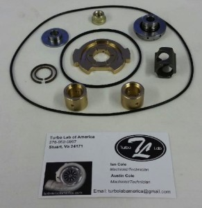 gt37vas 6.0 powerstroke turbo rebuild kit
