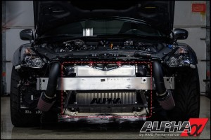 gtr r35 intercooler