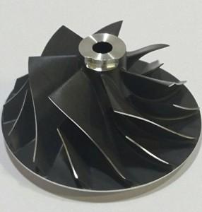 Holset Hx35 compressor wheel