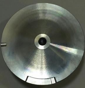 Hx35 compressor Wheel
