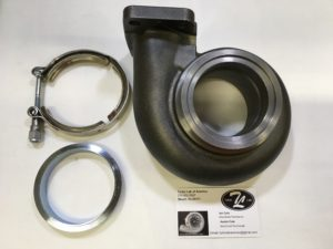 Holset HX40 Turbine Housing